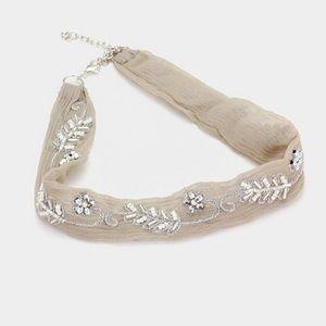 Farah Jewelry - 🔥LAST ONE Beaded embroidered choker