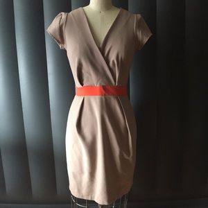 Closet Dresses & Skirts - Office Neutral or Cocktail Pop of Color Dress!