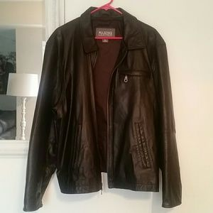 Wilsons Leather Other - Wilsons Leather men's brown jacket