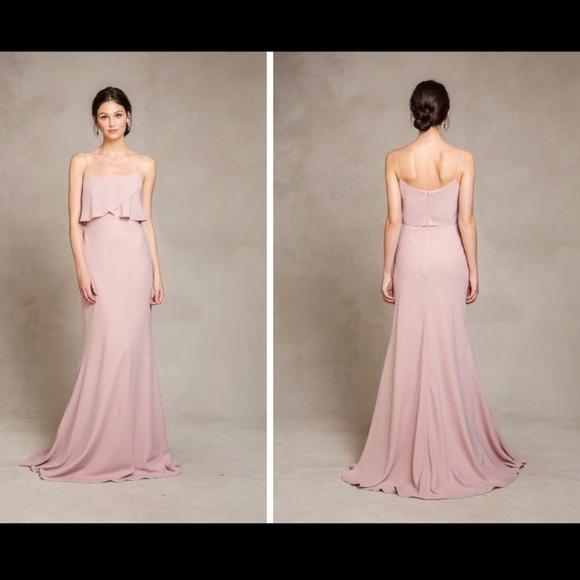 19d367e760 Jenny Yoo Collection Blake Pink Bridesmaid Dress