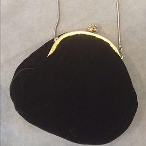 Little Black Bag Velvet