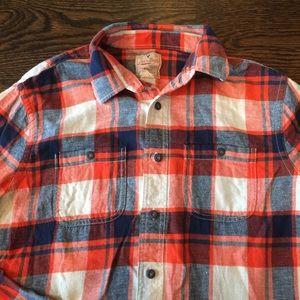 NWOT AEO Flannel Shirt