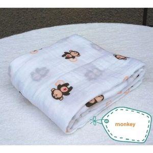 aden + anais Other - New Aden & Anais 100% Cotton Swaddle Baby Blanket
