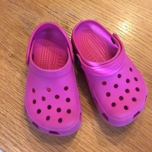 CROCS Other - Toddler Crocs size 6/7