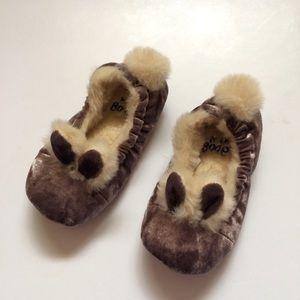 Mini Boden Other - Mini Boden Bunny slippers