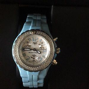 Technomarine Accessories - Technomarine diamond watch