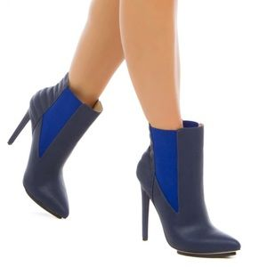 GX by Gwen Stefani Shoes - Gwen Stefani cute blue booties!