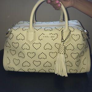 Twin-Set Handbags - Twin-set cream purse