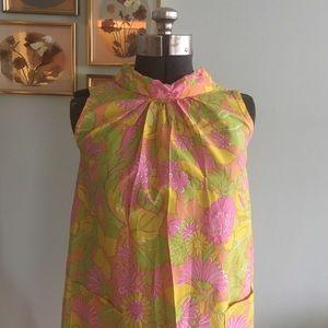 American Vintage Dresses & Skirts - 🍄VINTAGE🍄 Adorable 60/70s Mod Spring Dress 💐