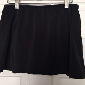 24th & Ocean Other - NEW Black Swim Skirt