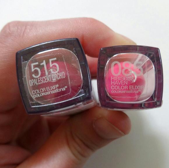 Sephora Makeup - LAST CHANCE Maybelline Lip Bundle