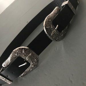 B-Low the Belt Accessories - Oversized double belt