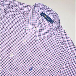 Polo by Ralph Lauren Other - Polo Ralph Lauren Cotton Poplin Sport Shirt Casual