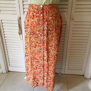 Coldwater Creek Dresses & Skirts - Coldwater Creek Maxi Skirt Size Large
