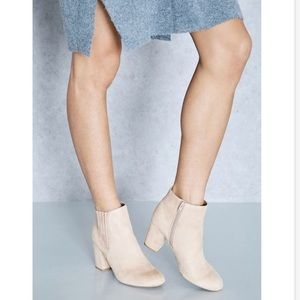 Low Shaft Western Mod Booties