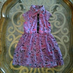 monster high Other - Monster High girls sz 6/6x dress