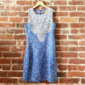 Lanvin Dresses & Skirts - Vintage Lanvin Tea Party Dress