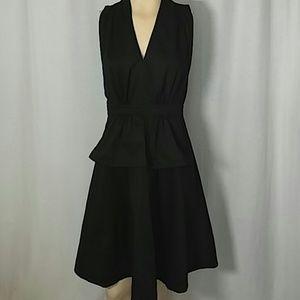 Derek Lam Dresses & Skirts - STUNNING DEREK LAM BLACK SLEEVELESS DRESS SZ4