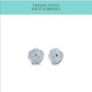 Tiffany & Co. Jewelry - Tiffany Knot Earrings