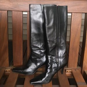 Stuart Weitzman leather boots