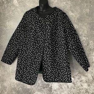 Catherines Jackets & Blazers - ❤2 hour saleNWT reversible Catherine's jacket 3X