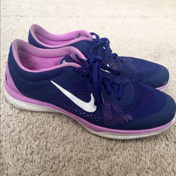 f45b2bdb4ecc Nike Shoes - Indigo Nike In Season 5 Sneakers