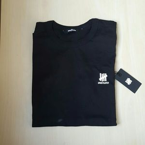 Undefeated Other - Undefeated UNDFTD Basic Crew t-shirt sz small