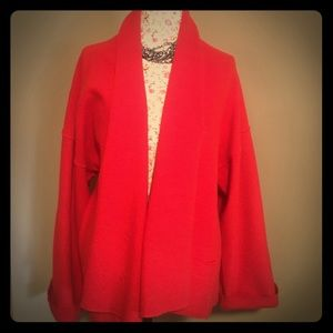 Eileen Fisher Jackets & Blazers - Eileen Fisher rich red blazer