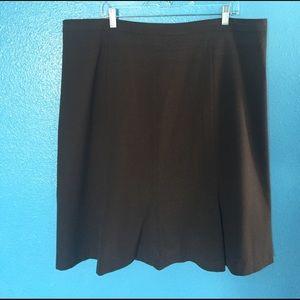 Apostrophe Dresses & Skirts - apostrophe 18W brown skirt