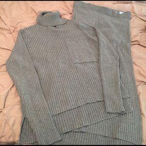 Manga Sweaters - Skirt and blouse