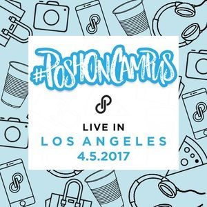 Other - #PoshOnCampus LIVE in LA