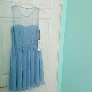 Rodarte Dresses & Skirts - Gorgeous Rodarte Light Blue Dress NWT