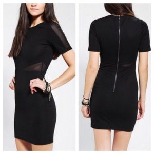 Urban Outfitters Dresses & Skirts - UO Mesh Cut-Out Dress