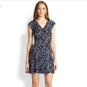 Rebecca Taylor Dresses & Skirts - Rebecca Taylor lynx animal print dress