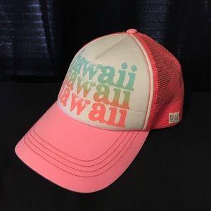 Billabong Hawaii Trucker Hat