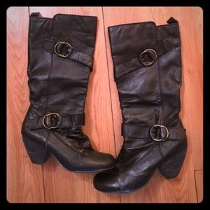 Blowfish Shoes - Blowfish leather boots