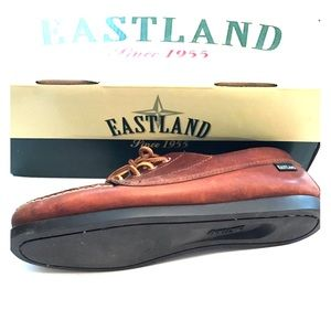 Eastland Shoes - EASTLAND BOAT SHOES