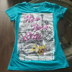 Tops - NY Graphics tee
