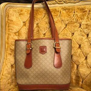 Celine Handbags - Vintage Celine tote handbag