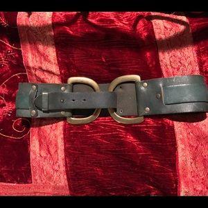 Linea Pelle Accessories - Linea Pelle genuine leather belt!  Size M