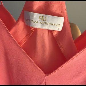 Amanda Uprichard Dresses & Skirts - Amanda Uprichard Tank Silk Swing Dress!