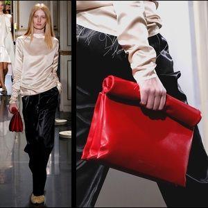 Celine Handbags - Celine Trio Roll Clutch