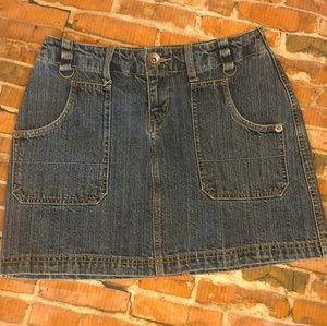 l.a. blues Pants - Denim Jean Skirt Shorts Size 6