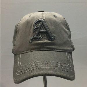 "Zephyr Accessories - University of Arkansas tonal grey ""dad"" style hat"