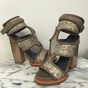 monika chiang Shoes - monika chiang cuff heel