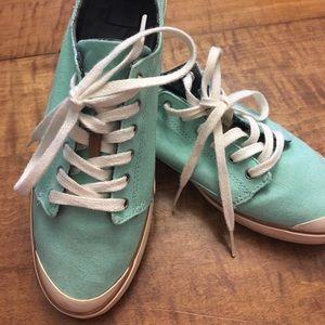 Reef Shoes - Reef mint green sneakers