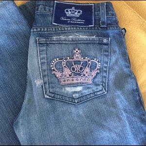 Victoria Beckham Denim - Victoria Beckmann Jeans for Rock & Republic, S 27