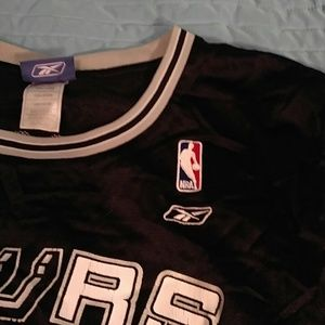 Reebok Shirts - Reebok San Antonio Spurs Tim Duncan jersey XXL ce29c97f8