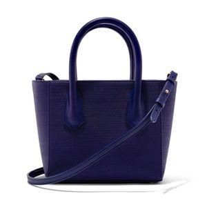Dagne Dover Handbags - NWT Dagne Dover Tiny Tote Dagne Blue
