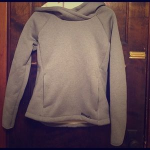 Bench Tops - Bench. Overhead hooded sweater